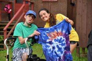 TIkvah at Camp Ramah in Canada